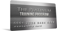 The Platinum Training Program