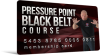 pressure point black belt course