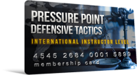 Pressure point defensive tactics - International level