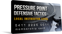Pressure point defensive tactics - local level