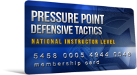 Pressure point defensive tactics - National level